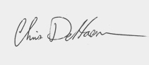 christian dehaemer signature