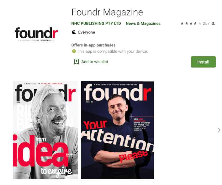 How Foundr Pulled Off Our First Successful Product Launch