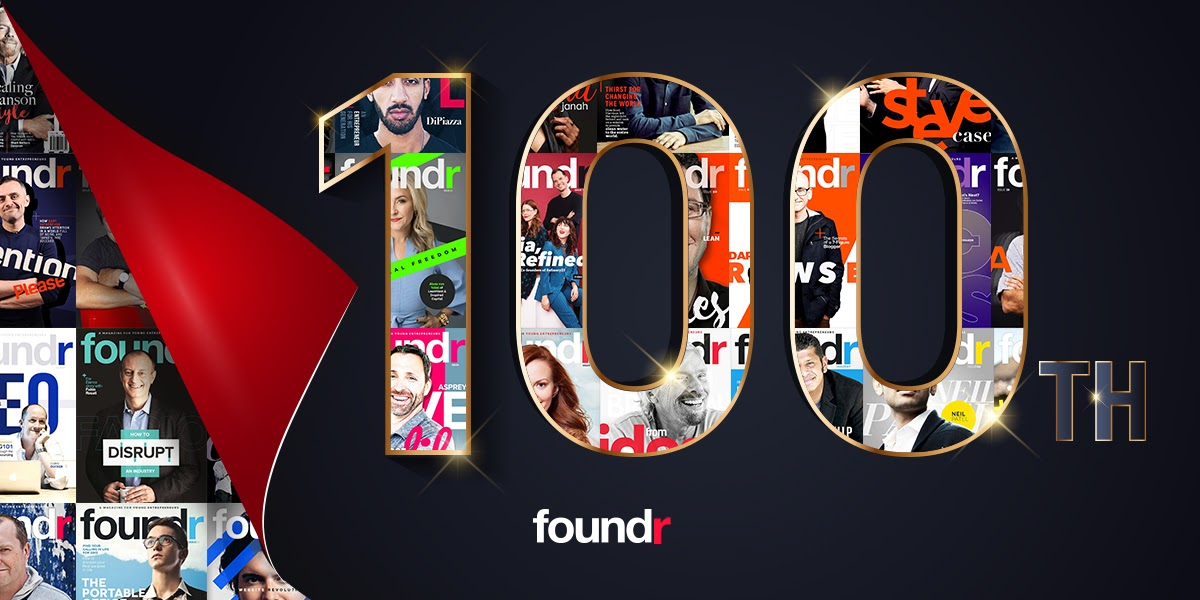 The Hands-Down Best Entrepreneur Advice from Our First 100 Issues at Foundr