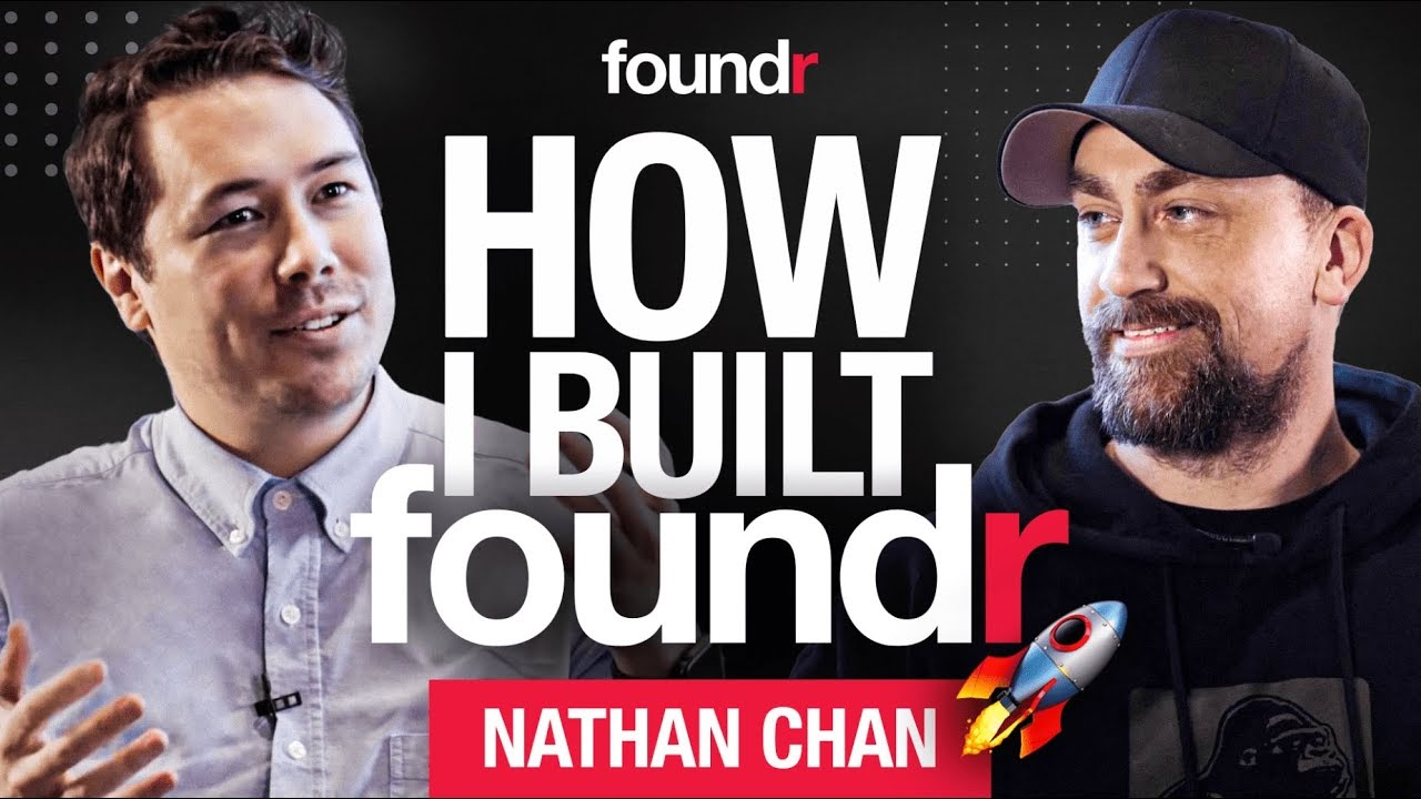 Check out how Nathan Chan launched Foundr off the ground into a multi-million dollar brand.