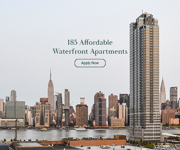 185 Affordable Waterfront Apartments - City View overlooking water